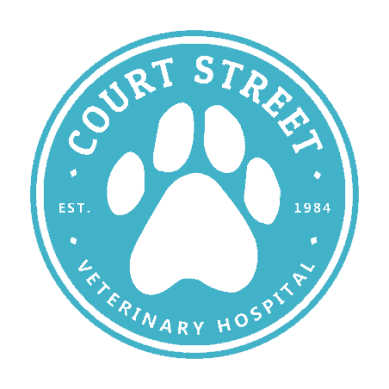 court st vet logo circle